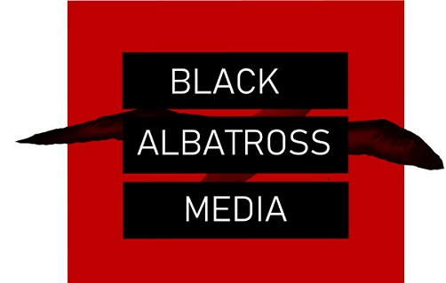 the blackalbatrossmedia logo