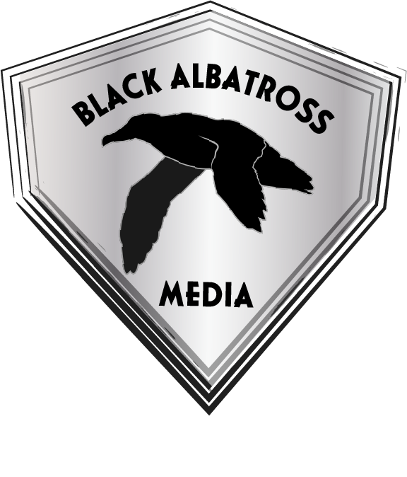 black albatross media logo for 2021
